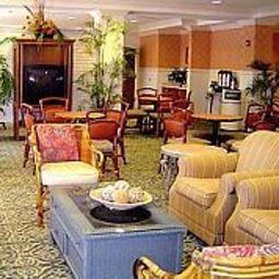 Lobby Fairfield Inn & Suites Boca Raton