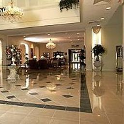 Hotelhalle Baton Rouge Marriott