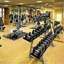 Gimnasio JW Marriott Houston