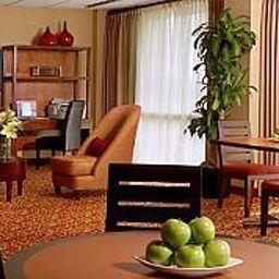 Bar de l'hôtel Marriott St. Louis Airport