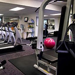 Fitness Marriott St. Louis Airport