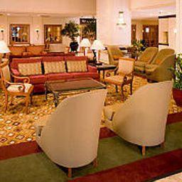 Hall de l'hôtel Marriott St. Louis Airport