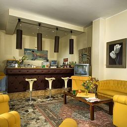 Bar del hotel Touring & Villa D'Este
