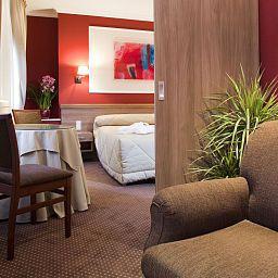Pokój typu junior suite Hotel D'Etigny