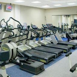 Wellness/fitness area Macdonald Botley Park