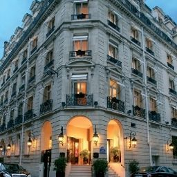 Exterior view Hotel Balzac Paris (Île-de-France)