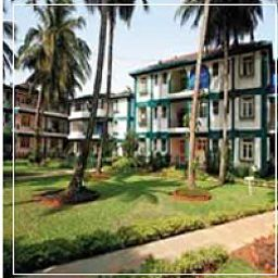 Vue extérieure Dona Alcina Resort Alfran Group of Hotels Old Goa (State of Goa)