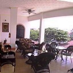 Terrace Santo Tomas