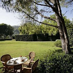 Jardín Villa Maria Hotel