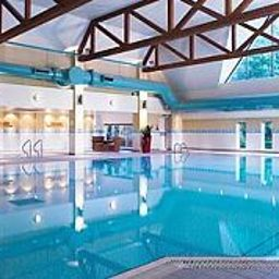 Тренажерный зал Worsley Park Marriott Hotel & Country Club Manchester (Lancashire)