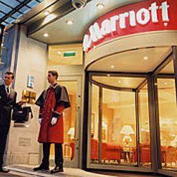 Widok zewnętrzny Brussels Marriott Hotel Grand Place