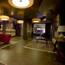 Hol hotelowy Comfort Hotel Roma Airport