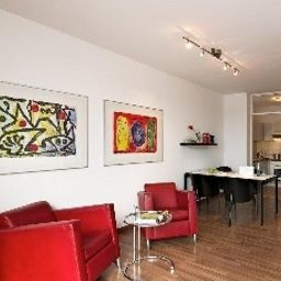 Appartement art'appart Kempinski Plaza Berlin