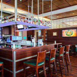 Hotel bar Courtyard Amsterdam Airport