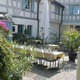 Terraza Ochsen Historik Hotel