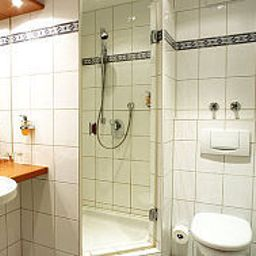 Salle de bains Burghotel Müller