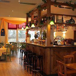 Bar de l'hôtel Alt-Wittower-Krug