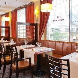 Restaurant/Frühstücksraum Qubus
