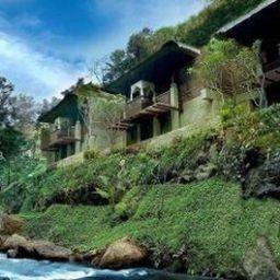 Vue extérieure Maya Ubud Resort & Spa