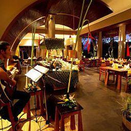Restaurant Maya Ubud Resort & Spa