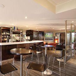 Hotel bar Best Western Plus Buckingham International