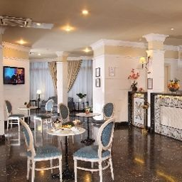 Bar del hotel Cristoforo Colombo