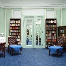 Reading room Schlosshotel Ralswiek