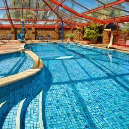 Schwimmbad Quality Hotel Parklake Shepparton