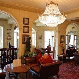 Interior del hotel Best Western Hardwick Hall
