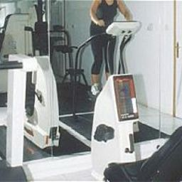 Fitness room Ramee Hotel Apartments Dubai (Dubayy)