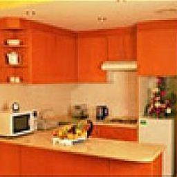 Kitchen Ramee Hotel Apartments Dubai (Dubayy)