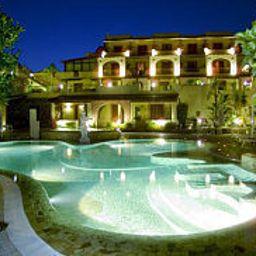 Swimming pool Tritone