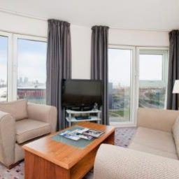 Habitación Ramada Hotel and Suites London Docklands London (England)