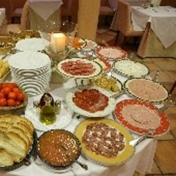 Frühstücks-Buffet Vila de Tossa
