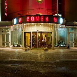 Vista esterna Romea