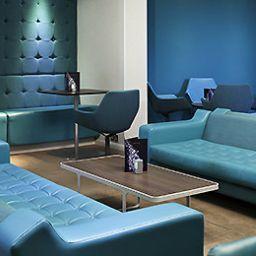 Bar de l'hôtel Novotel Leeds Centre