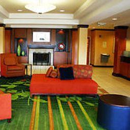 Lobby Fairfield Inn & Suites Cleveland Avon