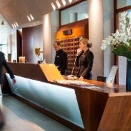 Reception Cosmo Hotel Torri