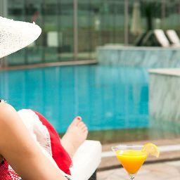 Wellness/fitness JW Marriott Hotel Shanghai at Tomorrow Square