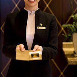 Interni hotel JW Marriott Hotel Shanghai at Tomorrow Square