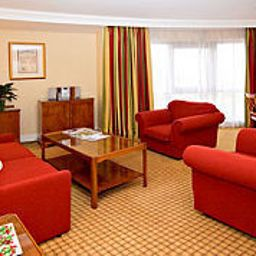 Suite Liverpool Marriott Hotel City Centre Liverpool (England)