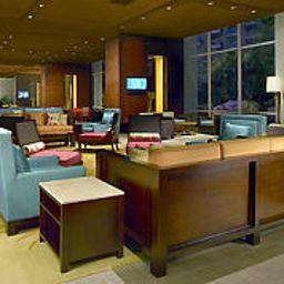 Hall de l'hôtel Aruba Marriott Resort & Stellaris Casino