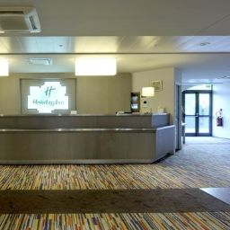 Hall de l'hôtel Holiday Inn LYON - VAISE