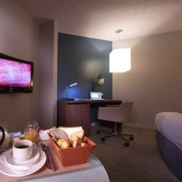 Chambre Holiday Inn LYON - VAISE