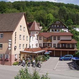 Vista esterna Sonne Gasthof