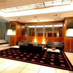Холл Holiday Inn MADRID - CALLE ALCALA Madrid (Comunidad de Madrid)