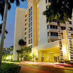 Vista exterior Renaissance Fort Lauderdale-Plantation Hotel