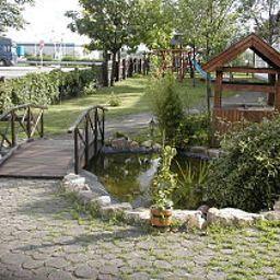 Jardín Gastland M1 Restaurant & Confe