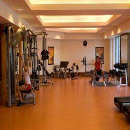 Wellness/fitness area Rixos Sungate