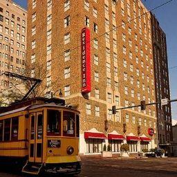 Widok zewnętrzny Residence Inn Memphis Downtown